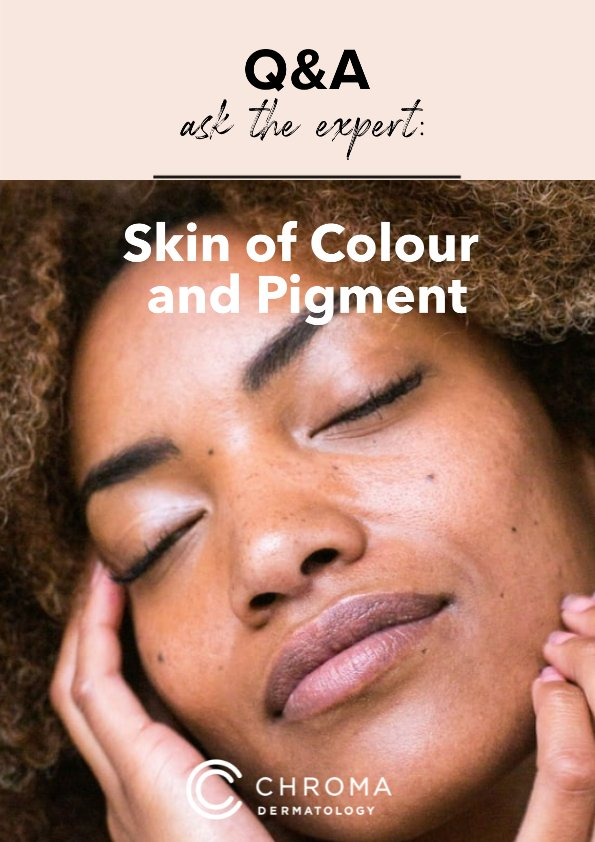 Experts pigmentation and skin of colour